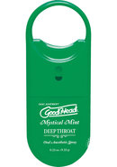 Goodhead Deep Throat To-go Oral Anesthetic Spray Mint .33oz